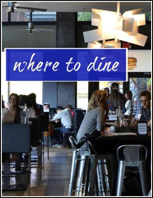 where to dine in Providence