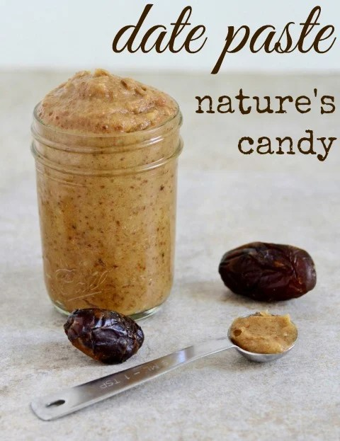 This date paste recipe is a delicious, healthy substitute for processed sugar. It's easy to learn how to make date paste, and it's perfect for sweetening recipes.