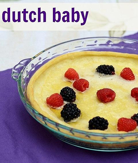 dutch baby