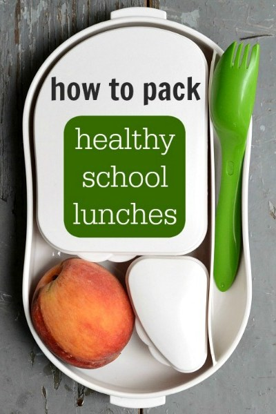 Healthy Real Food Lunch Ideas