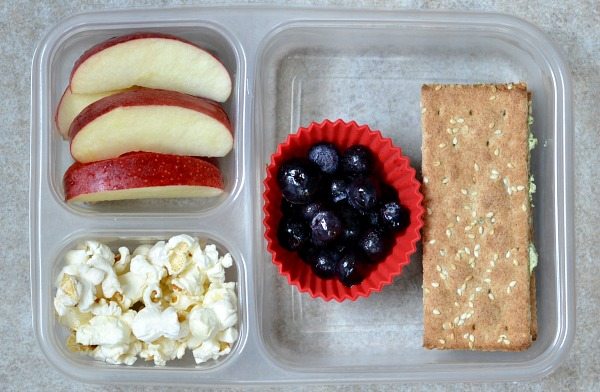 Healthy school lunches make all the difference!