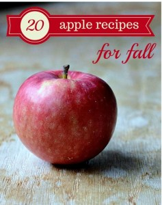 20 Healthy Apple Recipes for Fall | Real Food Real Deals