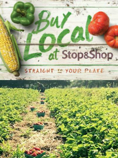 Buy Local at Stop and Shop