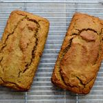 Healthy pumpkin bread recipe from Real Food Real Deals