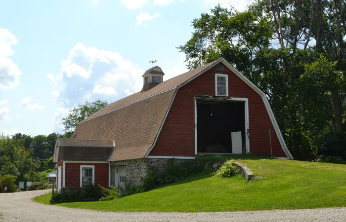 There are lots of great markets and farms offering locavore food in the Berkshires.