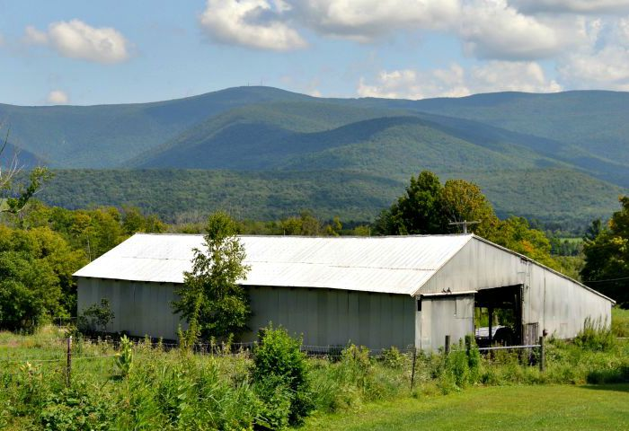 The Berkshires are a great spot for a fall weekend getaway!