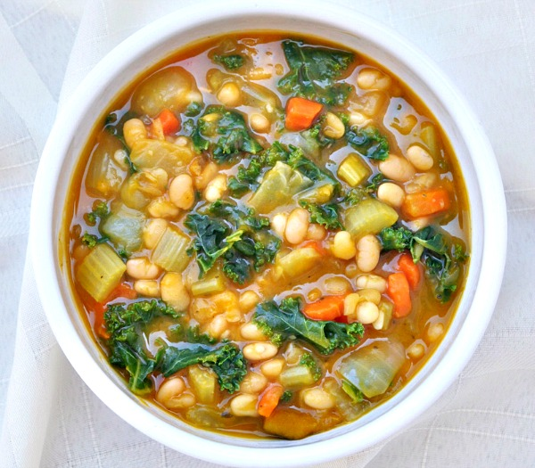 Frugal healthy soup recipes
