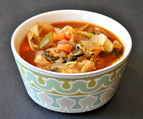 25 healthy frugal soups