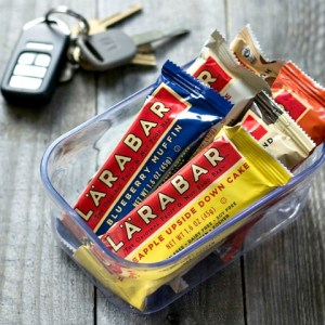 Larabars Real Food Giveaway