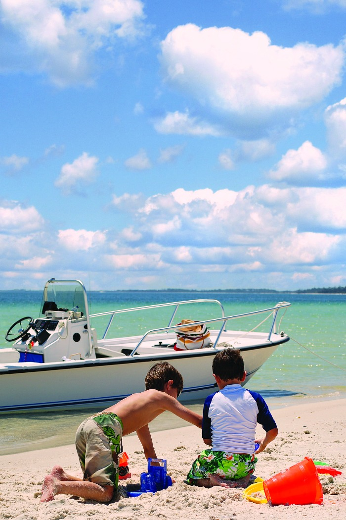 Gulf County Florida Travel Tips - Experience a family adventure vacation on the Florida panhandle and enjoy great local food!