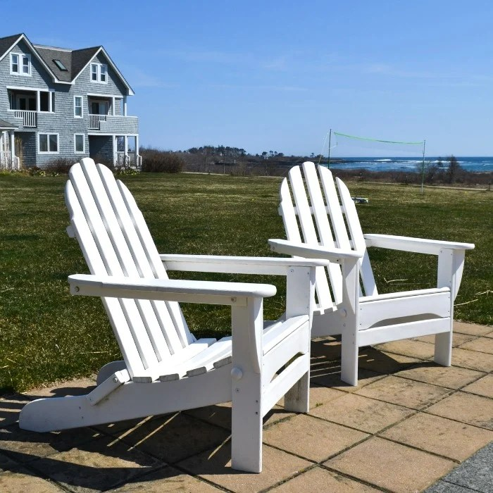 The Inn by the Sea is a great place to relax on the coast of Maine.