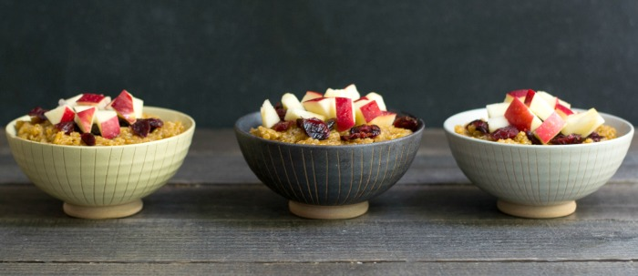 Perfect little bowls from Cost Plus World Market!