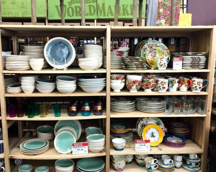 I love all the bowls at Cost Plus World Market!