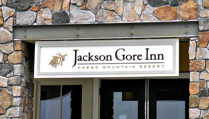 The Jackson Gore Inn is a great place to stay if you're skiing at Okemo Mountain.