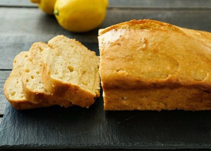 Delicious gluten free lemon bread from realfoodrealdeals.com