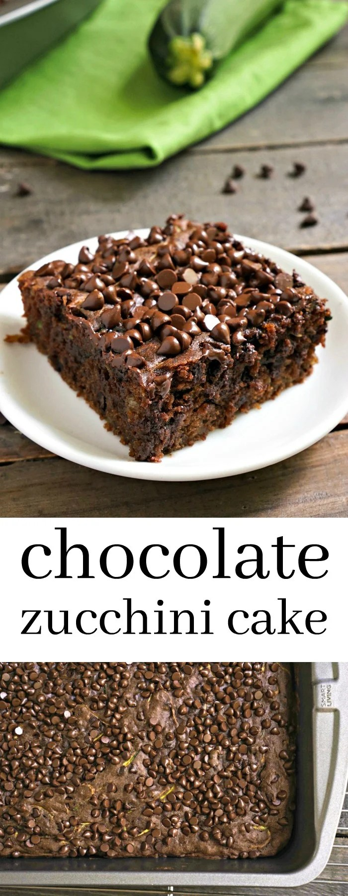 This chocolate zucchini cake is a healthy summer treat that you can feel good about eating. Such a delicious gluten-free dessert recipe from realfoodrealdeals.com