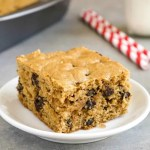 Gluten free blondies recipe