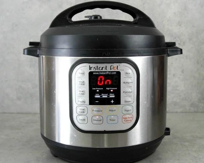 Healthy Instant Pot dinner recipes via Real Food Real Deals
