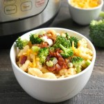 Kids and adults love this loaded Instant Pot mac and cheese!