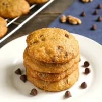 Steel Cut Oats Cookies