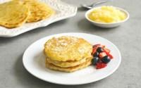 Pineapple fritters, an easy gluten-free pineapple pancake recipe