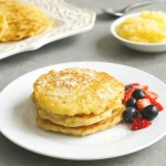 Pineapple fritters, an easy gluten-free pineapple pancake recipe