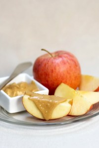 apple-and-peanut-butter apple and peanut butter