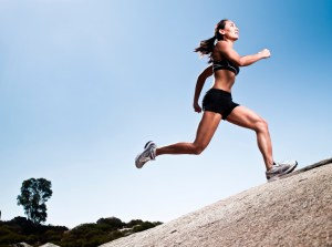 athlete-running-300x223 3 Speedy Ways to Get In Shape