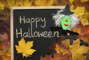 happy-halloween-sign-300x202 REAL easy steps to survive Halloween!