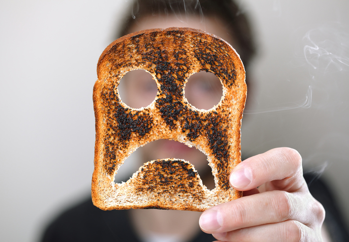 "bad-bread How Grains Even ""whole grains"" Are Causing Chronic Inflammation"