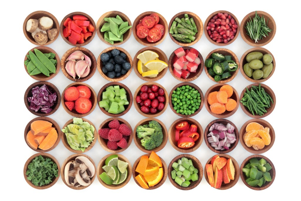 superfoods-1024x683 How to Combat the BLOOD-SUGAR Blues