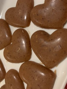 IMG_6966-225x300 Chocolate Peanut Butter fat bombs just in time for Valentines Day!