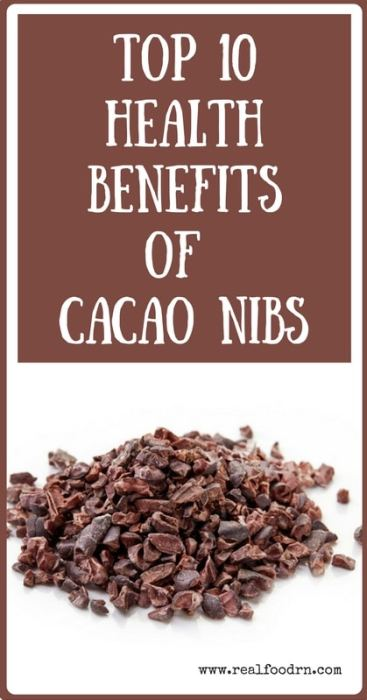Top 10 Health Benefits of Cacao Nibs   Real Food RN