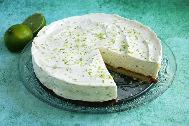 Low Carb Key Lime Pie | Real Food RN