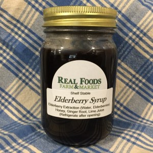 Elderberry Syrup - Real Foods Farm - Wimberley, Texas