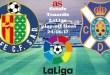 Getafe vs Tenerife – Pre Match Stats