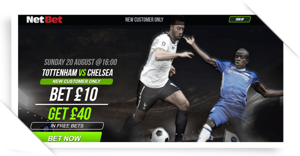 Netbet Enhanced Sign Up Offer