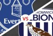 Everton vs West Brom – Pre Match Stats