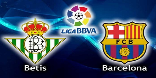 Real Betis vs Barcelona – Match Highlights