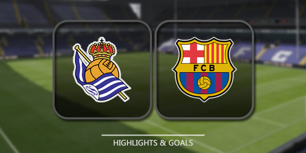 Real Sociedad vs Barcelona – Match Highlights