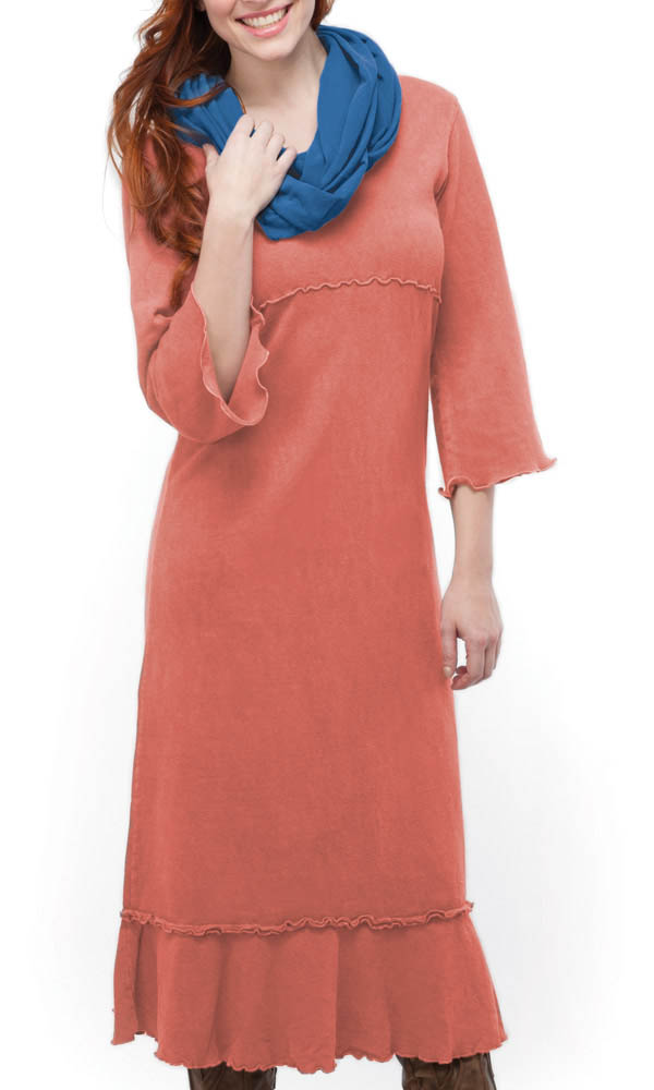 3050-PUM 34 Sleeve Sophie Dress.jpg