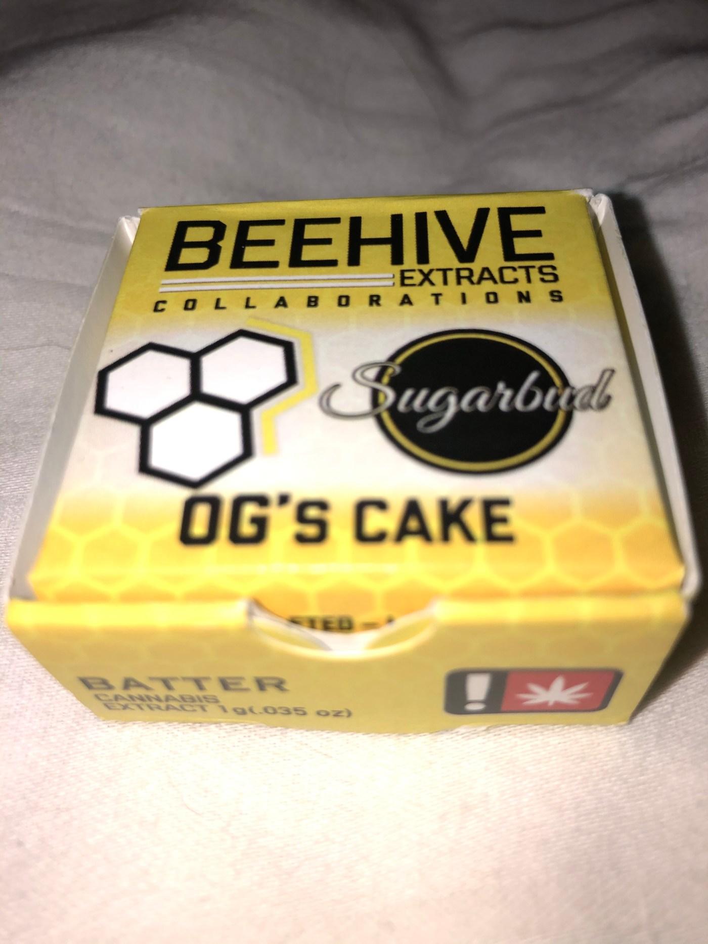 OG's Cake Batter