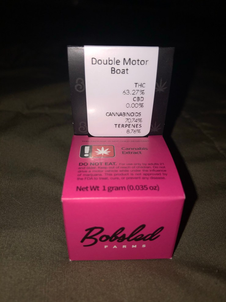 Double Motor Boat Live Resiin
