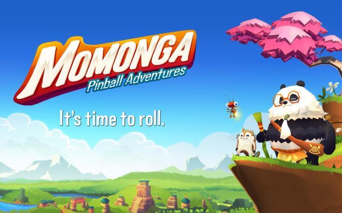 Momonga Pinball Adventure