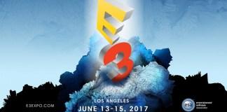 E3 2017 Games