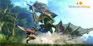 monster hunter eShop deals