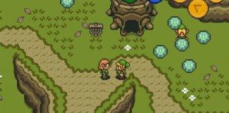 2D Zelda
