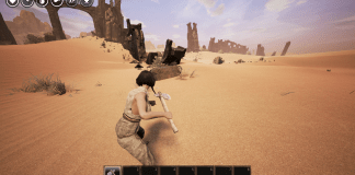 Conan Exiles has Great Potential on Shifting Sands