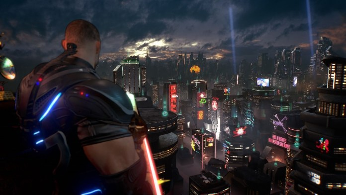 Crackdown 3 Tech Showcased at GDC