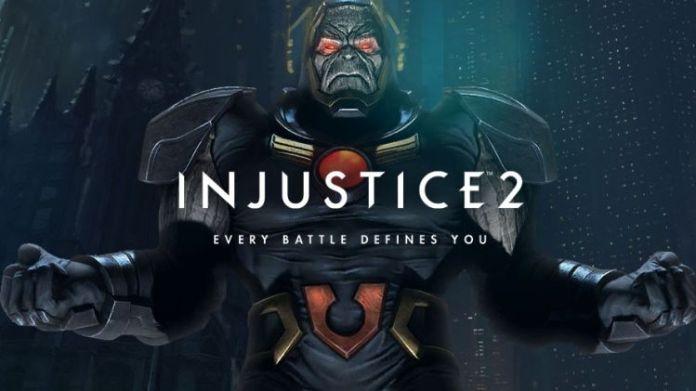 Introducing Darkseid